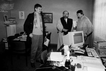 19930204 Anschlag CDU Haus, Noack 1