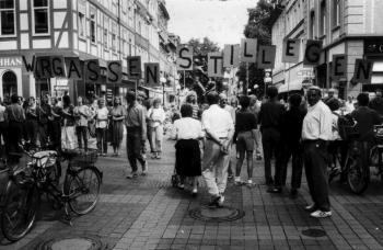 19930209 Demo Würgassen