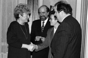 19930224 Mecke CDU- Vorsitzende Stadtverband