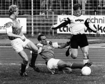 19930321 Göttingen 05 gegen Holstein Kiel, Walle