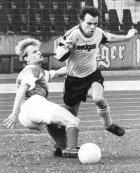 19930321 Göttingen 05 gegen Kiel, Wagener