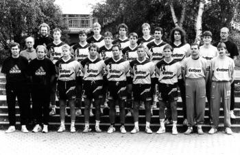 19930804 Göttingen 05 Handball