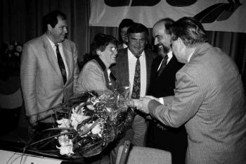 19930912 Wahl Süssmuth (CDU 1)