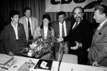 19930912 Wahl Süssmuth (CDU)