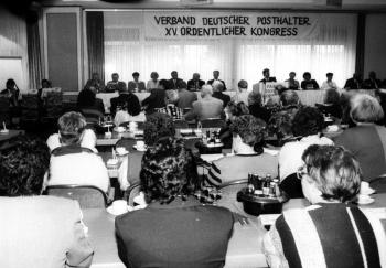 19930916  XV. Kongress Posthalter