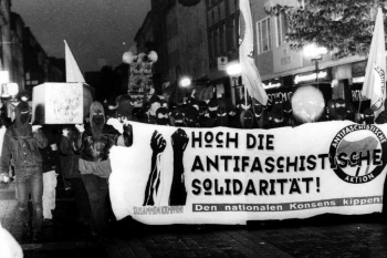 19931020 Demo Antifa 1