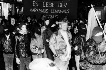 19931020 Demo Antifa