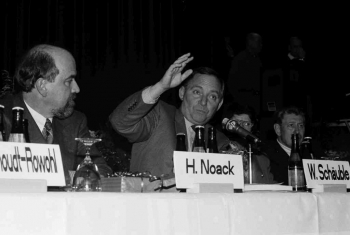 19940209 Schäuble (CDU), Fischer, Noack 1
