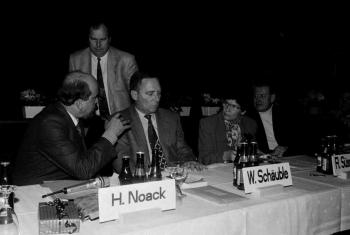 19940209 Schäuble (CDU), Fischer, Noack