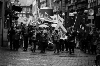 19940307 Demo ÖTV