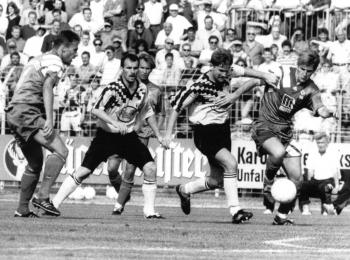19940806 Göttingen 05 - Eintr. Braunschweig