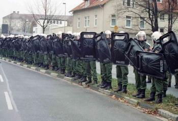 19941117 Polizei Todestag Conny