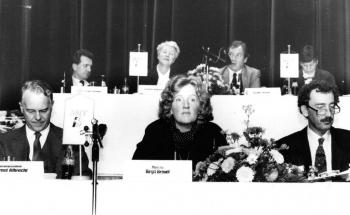 19941123 CDU Mittelstand Albrecht, Breuel