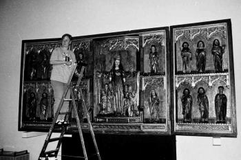 19960817 Museum Altar