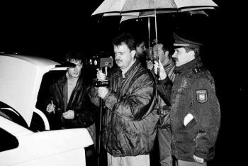 19961220 Polizei Radar-Messung