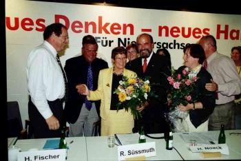 19971200 CDU-Wahl Süssmuth