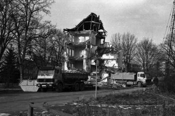 19971216 Abriss Geismarland Standortverwaltung