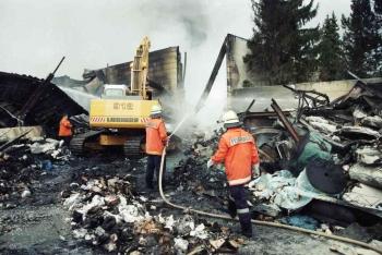 19971229 Feuer Papier Nette 5