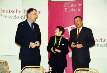 19980119 Telekom Süssmuth, MI Fischer