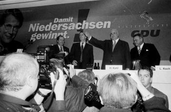 19980127 Fischer, Wulff, Kohl, Koch,CDU