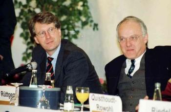 19980128 Biotechnologie Wulff (CDU), Rüttgers