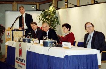 19980128 Biotechnologie Wulff (CDU) Rüttgers, Fischer