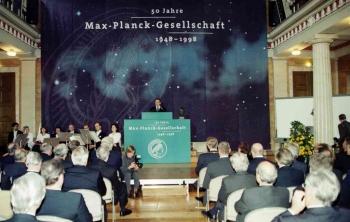 19980227 Max Planck Gesellschaft 50 Jahre 1