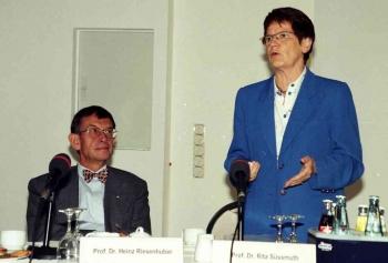 19980915 Wahl 98, Riesenhuber, Süssmuth (CDU)