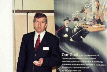 19980918 100 Jahre Spindler&Hoyer, Gerd Litfin