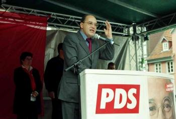 19980919 Wahl 98 Gregor Gysi 1