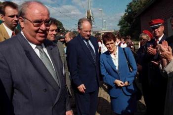 19980922 Einweihung Eichenberger Kurve 2