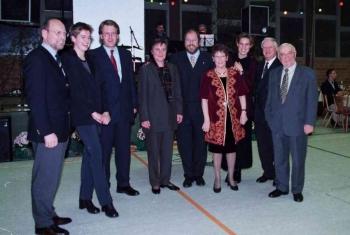 19981114 50. Geburtstag Hartwig Fischer