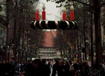19981120 Weihnachtsbeleuchtung