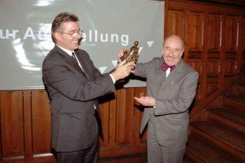 19981206 50 Jahre VHS, Kallmeier,Blümel
