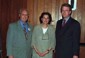 19990605 Europawahl,Danielowski,Wulff