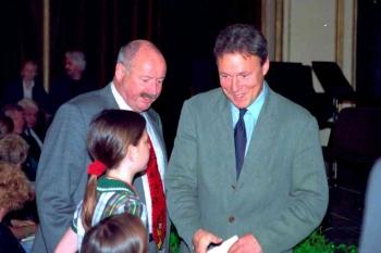 19990623 Niedersachsenpreis Arnold, Oppermann