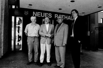 19990729 CDU, SPD Konsolidierung, Danielowski, Güntzler, Schmidt