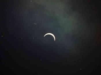 19990811 Sonnenfinsternis auf dem Brocken