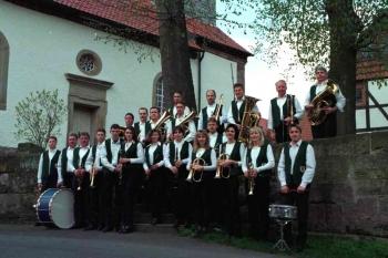 19990816 Bläserchor Mackenrode 1