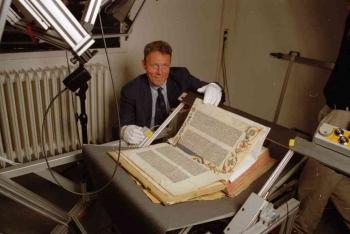 19990816 Gutenberg Bibel Oppermann 1