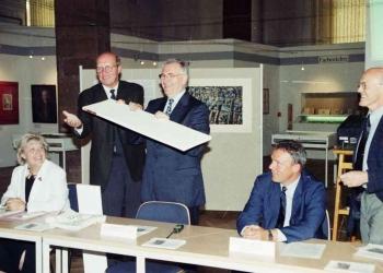 19990816 Kern,Wernstedt,Oppermann,Mittler