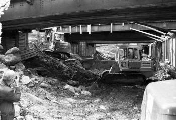 19990820 Tunnel Neubau Bahnhof 3