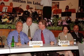 19991007 CDU Weender Festhalle