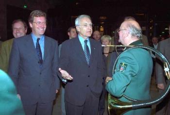 19991117 CDU Haxenessen, Steuber, Wulff, Fischer