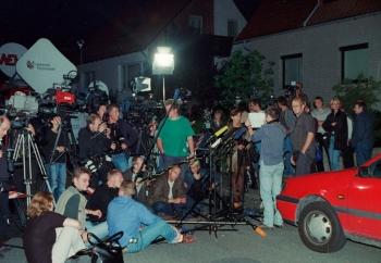 20000909 Ankunft Marc Wallert in Göttingen aus Geiselhaft