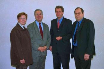 20010203 Hansen, Bassam Tibi, Wulff, Fischer