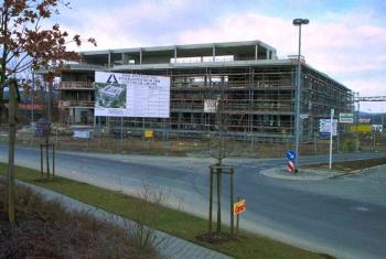 20010225 Synergiezentrum Göttinger Gruppe