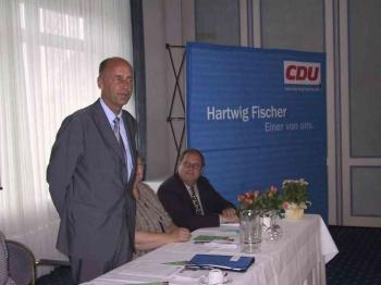 20020922 Wahl Bundestag Laurenz Meyer,Fischer
