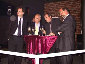 20020922 Wahl zum Bundestag Güntzler,Danilowskie,Fischer,Noack