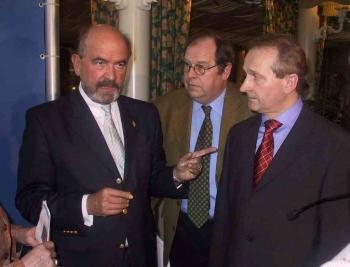 20030111 CDU Bundesvorstand Noack,Fischer,Schermann
